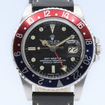 Rolex Oyster GMT Master Automatic Steel 1675 Caliber 1570