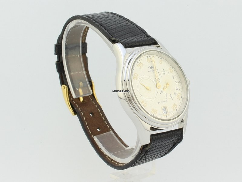 Oris Regulateur Automatic Steel 7473 for  746 for sale from a Trusted  Seller on Chrono24 417aedebd793a