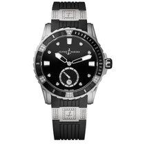 Ulysse Nardin Lady Diver neu Automatik Uhr mit Original-Box und Original-Papieren 3203-190-3C/12.12
