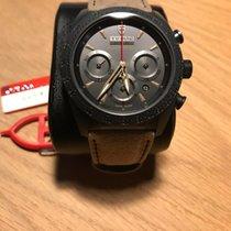 Tudor Fastrider Black Shield neu 2019 Automatik Uhr mit Original-Box und Original-Papieren 42000CN