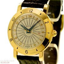 Tissot World Timer Re-Edition 18k Yellow Gold Limited Edition...