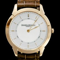 Baume & Mercier Or rose 41mm Remontage manuel M0A08794 occasion Belgique, Brussel