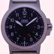 Oris Mans Automatic Wristwatch Big Crown BC3 Air Racing...