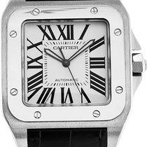 Cartier Santos 100 Großes Modell