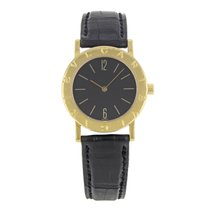 Bulgari BB 30 GLD 18K Yellow Gold Quartz Unisex Watch15919)