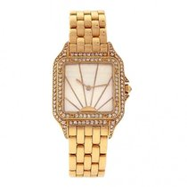Cartier Ladies Cartier Panthere 18k Solid Gold Full Diamond...