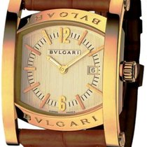 Bulgari Assioma AA39CL3GLD new