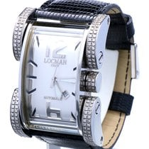 Locman Latin Lover Steel Diamonds Automatic (48 x 32 mm)
