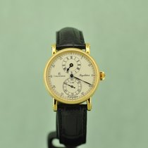 Chronoswiss new Automatic Small seconds 35mm Yellow gold