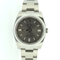 Rolex Oyster perpetual 36 mm silver dial