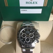 Rolex 116500LN Stahl Daytona 40mm