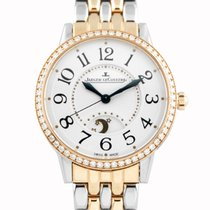 Jaeger-LeCoultre Rendez-Vous Night & Day SS/RG White Dial -...