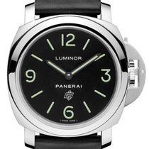 Panerai Luminor Base Logo Stainless Steel PAM1000
