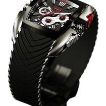 Cyrus KUROS MONACO TITANIUM & DLC Titanium & Black DLC-coated...