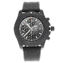 Breitling Colt Automatic Steel 44mm Black No numerals United States of America, New York, NYC