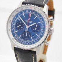 Breitling Navitimer 1 B01 Chronograph 43 Stahl 46mm Blau Keine Ziffern Deutschland, Pforzheim