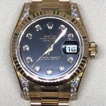 Rolex Lady-Datejust new 26mm Yellow gold