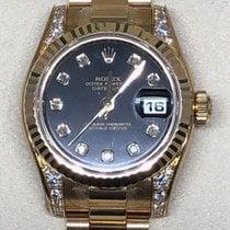 Rolex Lady-Datejust novo 26mm Ouro amarelo