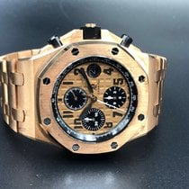 Audemars Piguet Royal Oak Offshore Chronograph pre-owned 42mm Rose gold