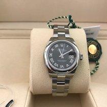 Rolex Lady-Datejust nieuw Staal