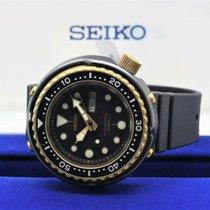 Seiko 47.4mm Quartz occasion Noir