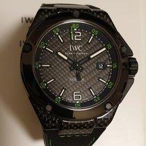 IWC Carbon Automatic Black Arabic numerals 46mm new Ingenieur Automatic
