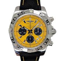 Breitling Chronomat 44 Steel 44mm Yellow No numerals United States of America, Arizona, Scottsdale