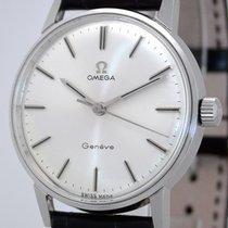 Omega 135.011 Stahl Genève 34mm