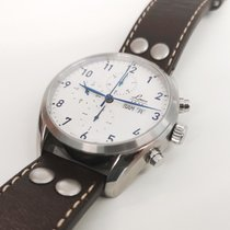Laco Steel 44mm Automatic 861584 pre-owned United Kingdom, Reading