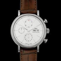 IWC Portofino Chronograph IW391027 New Steel 42mm Automatic United States of America, California, San Mateo