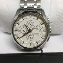 Tissot Couturier new Automatic Chronograph Watch with original box T0356271103100
