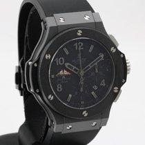 Hublot Tantalum Automatic Black Arabic numerals 44mm pre-owned Big Bang 44 mm