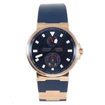 Ulysse Nardin pre-owned Automatic 40.5mm Blue