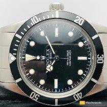 Rolex Submariner (No Date) Acero 37mm Negro Sin cifras España, Torrelavega