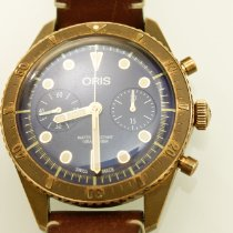 Oris Carl Brashear 01 771 7744 3185-Set LS 2018 pre-owned