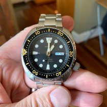 Seiko Prospex Steel Black United States of America, Virginia, Alexandria