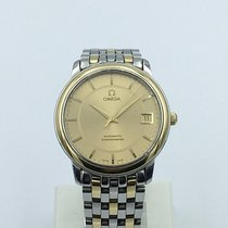 Omega Gold/Steel Automatic De Ville pre-owned