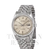 Rolex 1603 Steel 1960 Datejust 36mm pre-owned