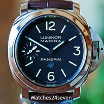 Panerai Luminor Marina Steel Black Arabic numerals United States of America, Missouri, Chesterfield