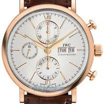 IWC Portofino Chronograph new Automatic Chronograph Watch with original box