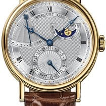 Breguet Classique Yellow gold 39mm Silver United States of America, New York, Airmont