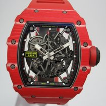 Richard Mille 35-02 2018 pre-owned