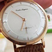 Credos Lugran Peseux 180 Ultra Rare Vintage 18 kt Rose 1950 pre-owned