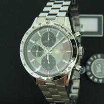 TAG Heuer Carrera Automatic Chronograph NEW CV201P.BA0794