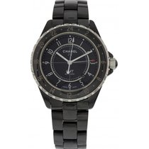 Chanel J12 GMT Ceramic Watch H2012