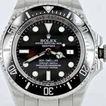 Rolex Sea-Dweller Deepsea 116660 M-Serial Good Condition Full Set