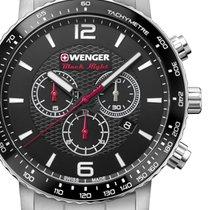 Wenger Otel 44mm Cuart 01.1843.103 nou