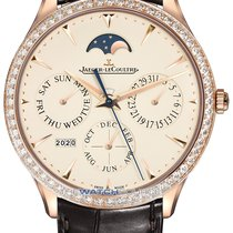Jaeger-LeCoultre Master Ultra Thin Perpetual New Rose gold 39mm Automatic