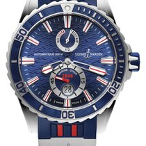 Ulysse Nardin Diver Chronometer 263-10-3R/93 new