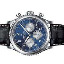 Breitling Navitimer 8 Steel 43mm Blue Roman numerals